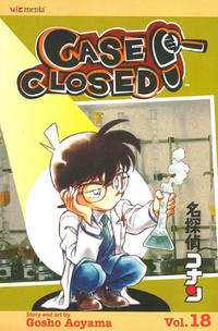 Cover Thumbnail for Case Closed (Viz, 2004 series) #18