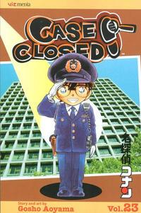 Cover Thumbnail for Case Closed (Viz, 2004 series) #23
