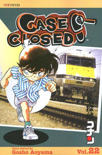 Cover Thumbnail for Case Closed (Viz, 2004 series) #22