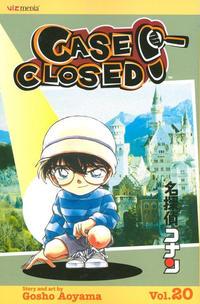 Cover Thumbnail for Case Closed (Viz, 2004 series) #20