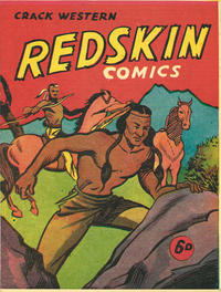 Cover Thumbnail for Crack Western Redskin Comics (Ayers & James, 1950 ? series) #[nn]
