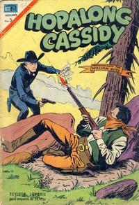 Cover Thumbnail for Hopalong Cassidy (Editorial Novaro, 1952 series) #154