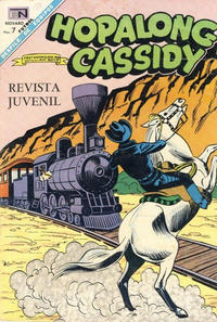 Cover Thumbnail for Hopalong Cassidy (Editorial Novaro, 1952 series) #158