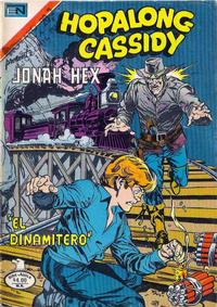 Cover Thumbnail for Hopalong Cassidy (Editorial Novaro, 1952 series) #310
