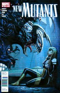 Cover Thumbnail for New Mutants (Marvel, 2009 series) #28