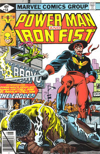 Cover Thumbnail for Power Man (Marvel, 1974 series) #58 [direct]