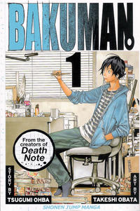Cover Thumbnail for Bakuman (Viz, 2010 series) #1