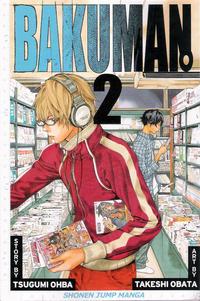 Cover Thumbnail for Bakuman (Viz, 2010 series) #2