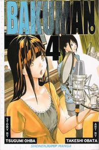 Cover Thumbnail for Bakuman (Viz, 2010 series) #4