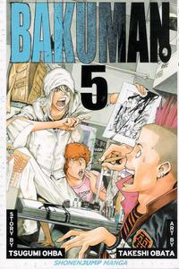 Cover Thumbnail for Bakuman (Viz, 2010 series) #5