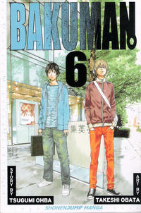 Cover Thumbnail for Bakuman (Viz, 2010 series) #6