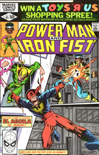 Cover Thumbnail for Power Man (Marvel, 1974 series) #65 [direct]