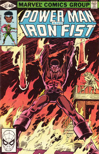 Cover Thumbnail for Power Man (Marvel, 1974 series) #63 [Direct]