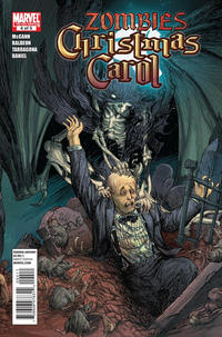 Cover Thumbnail for Marvel Zombies Christmas Carol (Marvel, 2011 series) #4