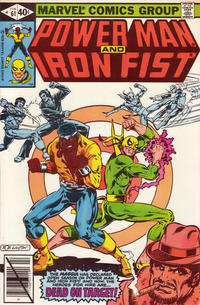 Cover Thumbnail for Power Man (Marvel, 1974 series) #61 [Direct]
