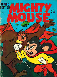 Cover Thumbnail for Mighty Mouse Jumbo Edition (Magazine Management, 1974 ? series) #44187