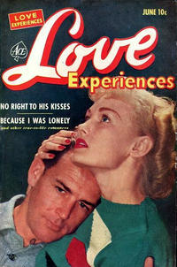 Cover Thumbnail for Love Experiences (Ace Magazines, 1951 series) #19
