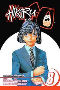 Cover Thumbnail for Hikaru No Go (Viz, 2004 series) #8
