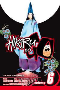 Cover Thumbnail for Hikaru No Go (Viz, 2004 series) #6