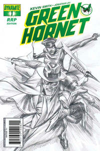 Cover Thumbnail for Green Hornet (Dynamite Entertainment, 2010 series) #1 [[2] Alex Ross RRP Cover]