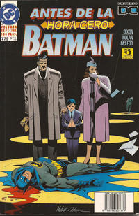 Cover Thumbnail for Batman: Antes de la Hora Cero (Zinco, 1995 series)