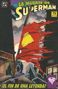 Cover Thumbnail for La Muerte de Superman (Zinco, 1993 series)