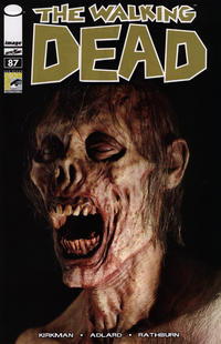 Cover Thumbnail for The Walking Dead (Image, 2003 series) #87 [San Diego Comic Con 2011 Cover]