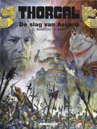 Cover Thumbnail for Thorgal (Le Lombard, 1980 series) #32 - De slag van Asgard