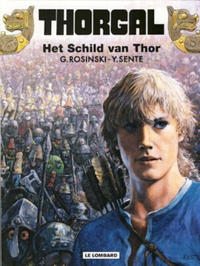 Cover Thumbnail for Thorgal (Le Lombard, 1980 series) #31 - Het schild van Thor