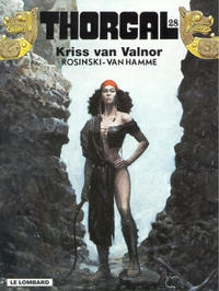 Cover Thumbnail for Thorgal (Le Lombard, 1980 series) #28 - Kriss van Valnor