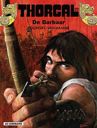 Cover Thumbnail for Thorgal (Le Lombard, 1980 series) #27 - De barbaar