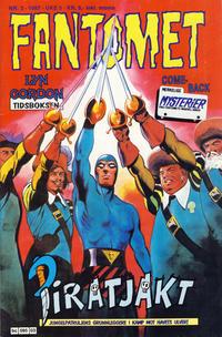 Cover Thumbnail for Fantomet (Semic, 1976 series) #3/1987