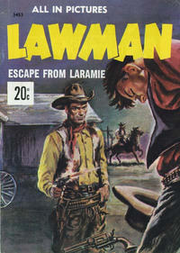 Cover Thumbnail for Lawman (Magazine Management, 1974 series) #3453
