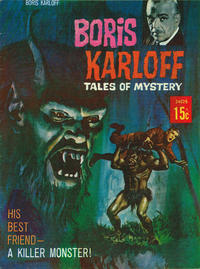 Cover Thumbnail for Boris Karloff Tales of Mystery (Magazine Management, 1974 ? series) #24025