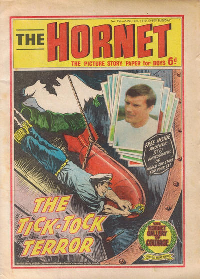 Cover for The Hornet (D.C. Thomson, 1963 series) #353