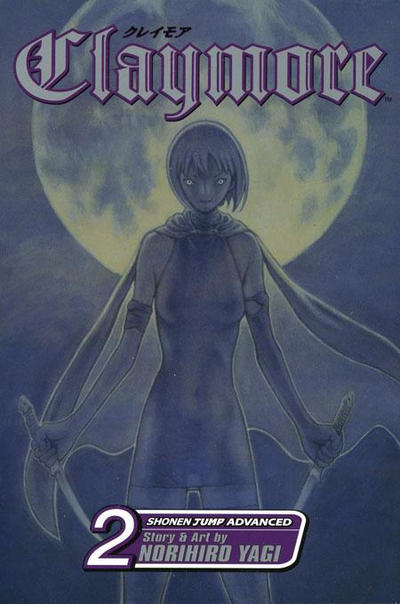 Cover for Claymore (Viz, 2006 series) #2