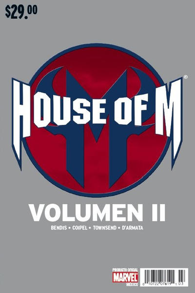 Cover for House of M (Editorial Televisa, 2006 series) #2