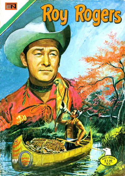 Cover for Roy Rogers (Editorial Novaro, 1952 series) #348