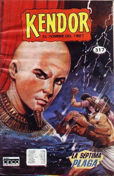 Cover for Kendor (Editora Cinco, 1982 series) #317