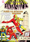Cover for Historias Fantásticas (Editorial Novaro, 1958 series) #133