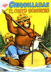 Cover for Chiquilladas (Editorial Novaro, 1952 series) #91