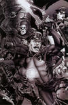 Cover Thumbnail for The Phantom - Captain Action (2010 series) #2 [Cover C]