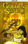 Cover for Timeline Graphic Novels (Houghton Mifflin, 2006 series) #[1] - The Golden Scarab