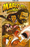 Cover for Timeline Graphic Novels (Houghton Mifflin, 2006 series) #[3] - Marco Polo and the Roc