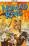 Cover for Timeline Graphic Novels (Houghton Mifflin, 2006 series) #[5] - Nomad King