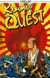 Cover for Timeline Graphic Novels (Houghton Mifflin, 2006 series) #[14] - Kazuma's Quest