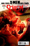 Cover Thumbnail for X-Men: Schism (2011 series) #1 [Second Printing - Cyclops]
