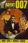 Cover for Agent 007 James Bond (Interpresse, 1965 series) #1