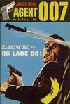 Cover for Agent 007 James Bond (Interpresse, 1965 series) #3