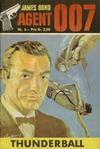Cover for Agent 007 James Bond (Interpresse, 1965 series) #6